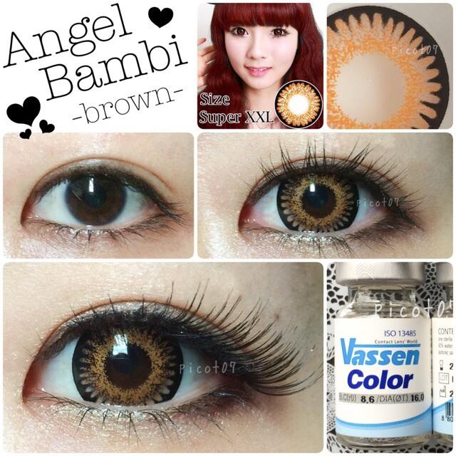 エンジェル バンビ ブラウン (Angel Bambi Brown)1