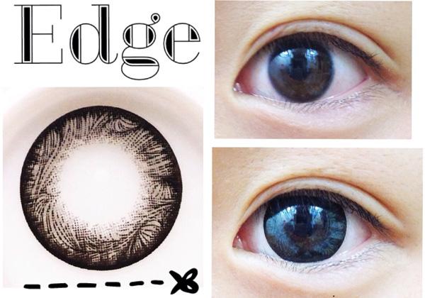 Edge silicon (エッジ) -Gray1