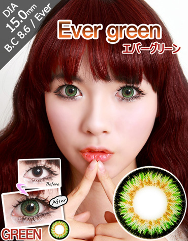 [25% SALE][グリーン/GREEN] エバーグリーン - Ever green [15.0mm/Vassen社]